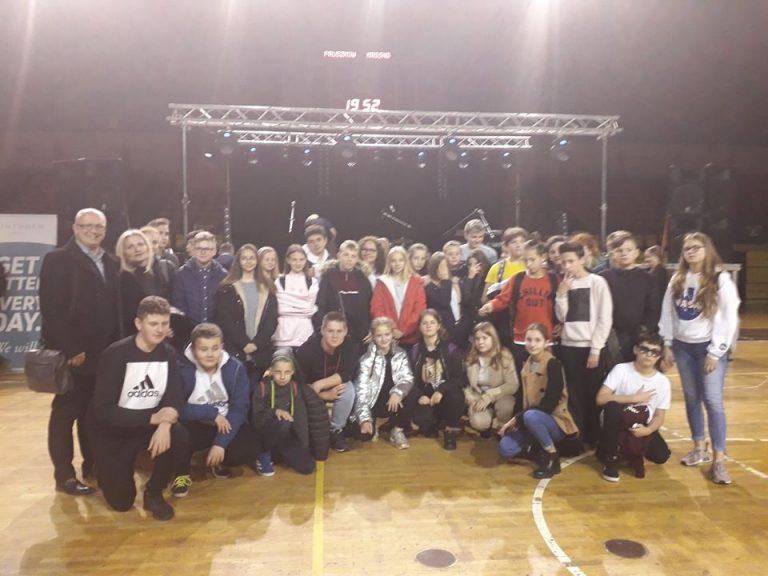 Wycieczka naszych uczniów do Pruszkowa